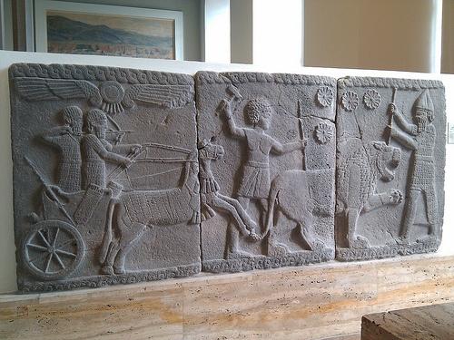 Babylonian Art At the Pergamon Museum | Mesopotamia ...
