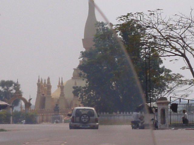 Car in Vientiane #Laos