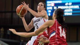 Canada's women's basketball team is looking to move on from its last game in…