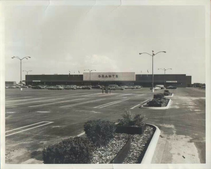 Grants Department store 16 & Dequindre back on the 70s. LOWES is there now.....