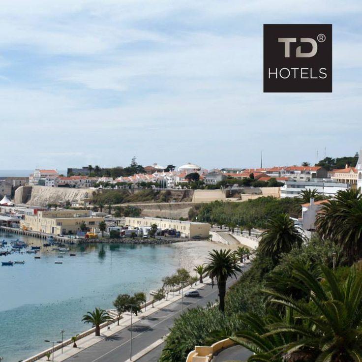 Hotel Sinerama - Sines | Portugal. Baía de Sines