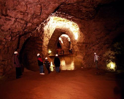 Verdens største kalkmine - Mønsted Kalkgruber. http://www.monsted-kalkgruber.dk/da
