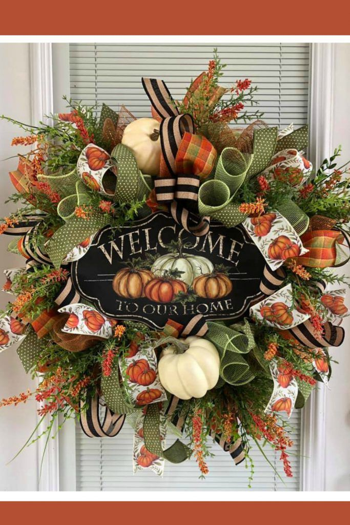 46+ Decorating a wreath with ribbon ideas in 2021