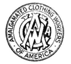 Amalgamated Clothing Workers of America, emblem