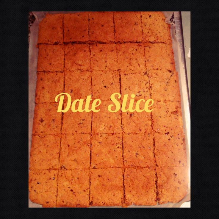 Date Slice is another Old-Fashioned favourite of mine. It is quick, easy, doesn't require a lot of ingredients and it feeds a lot of people. I have also made it as a dessert, by putting double the ...