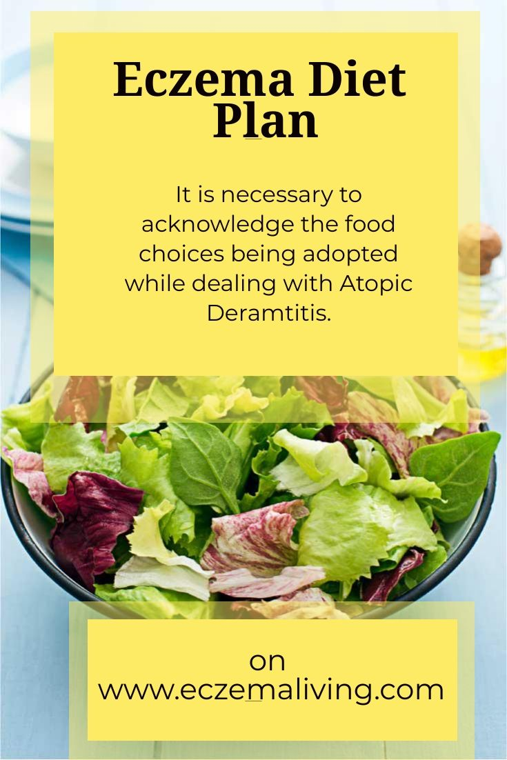 eczema diet recipes
