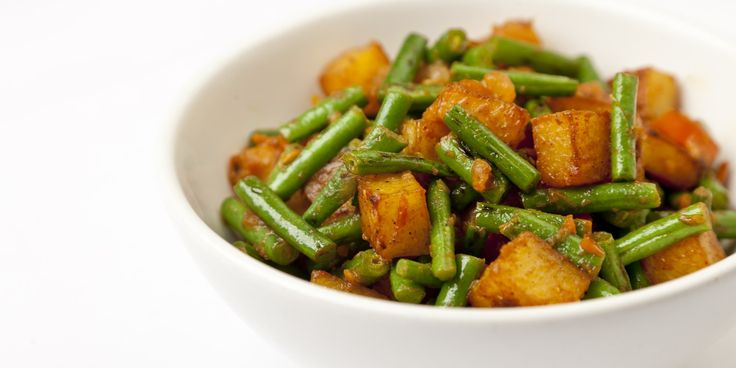This potato curry recipe from Alfred Prasad is a flavoursome dry curry that's excellent as a starter, side or main. This is a delicious vegetarian potato curry
