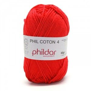 Phildar phil coton 4 - wolplein.nl