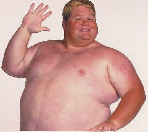 Naked men fattest worlds