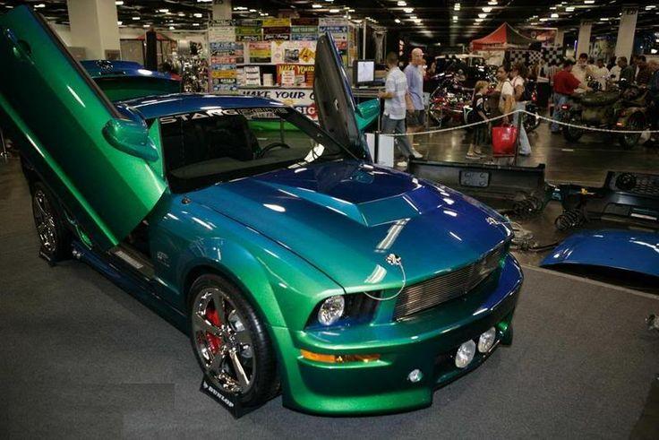 Custom Car Paint Colors | Ideas for a custom paint job? - Page 3 - MustangForums.com