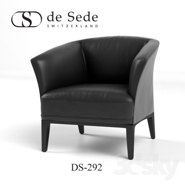 de sede ds292 armchair