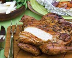 Amazing roast chicken