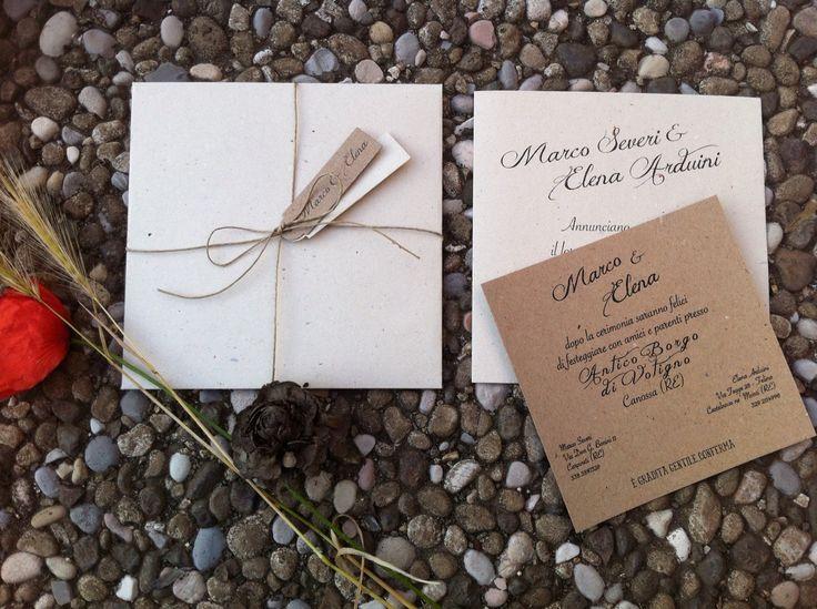 Amato 78 best Partecipazioni - wedding invitation images on Pinterest  ZO54