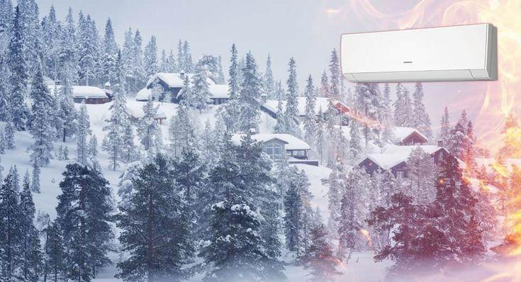 Luft til luft varmepumpe er de mest solgte pumpene i Norge.