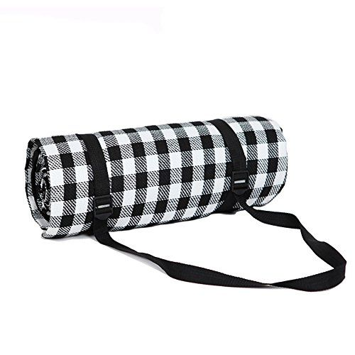Giiti Large Oversized Foldable Outdoor Picnic mat Tent Camping Mat All-Purpose Blanket with shoulder straps Black Plaid Giiti http://www.amazon.com/dp/B0171IQI86/ref=cm_sw_r_pi_dp_SiQzwb0WGP09N