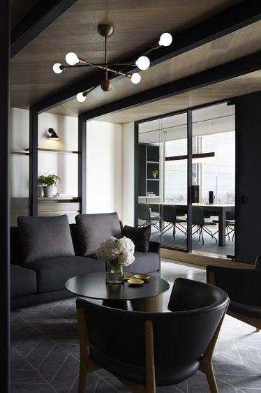 Gallery australian interior design awards pask office for Office design awards