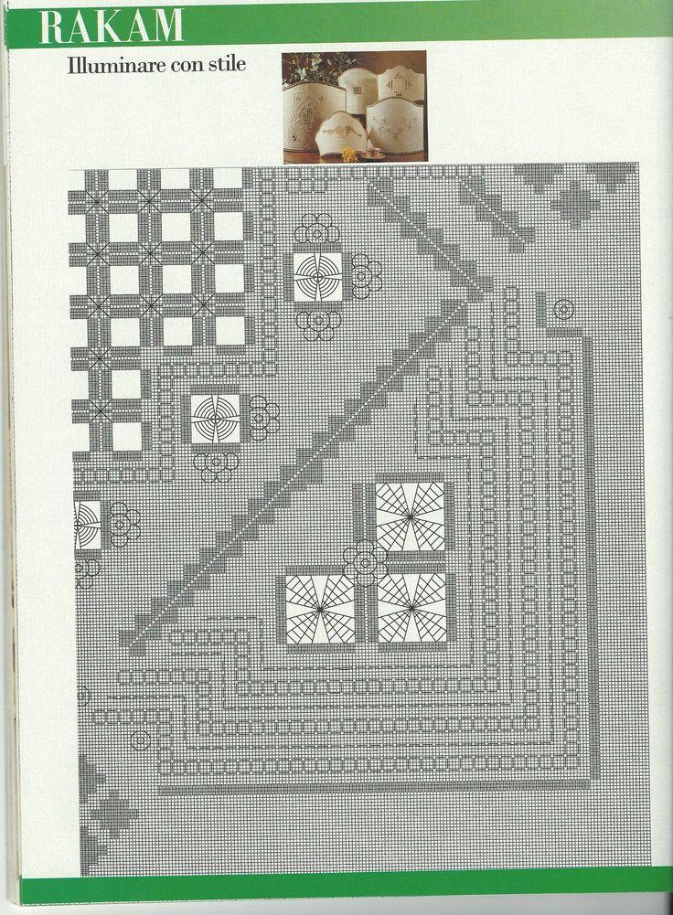 rakam n. 2 giugno 2010 - schema ventola a punto antico 1