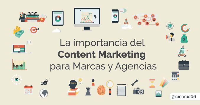 ¿Qué es el Content Marketing? Descubre lo que es y los beneficios que aportan para las marcas y agencias las plataformas de Content Marketing.