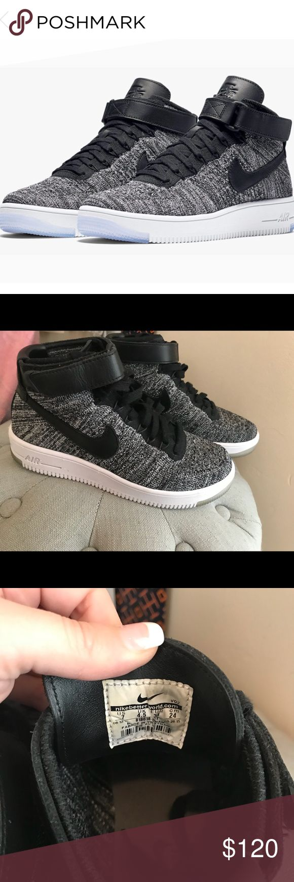 Nike Air Force 1 Encollage Ultra Flyknit Pour Lularoe