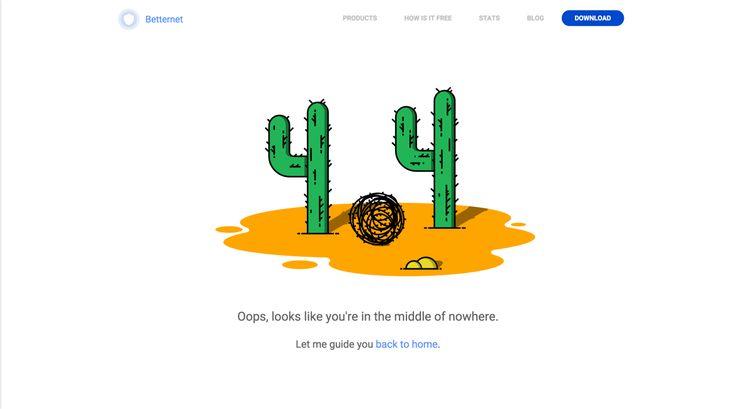 Betternet - betternet.co/404