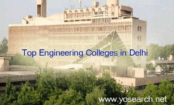 Looking for Top Engineering Colleges in Delhi? Check out List of Engineering Colleges in Delhi, Delhi College of Engineering, top 10 engineering colleges.