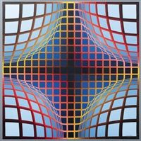 Szepa by Victor Vasarely