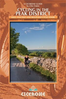 Cycling in the Peak District - day and multi day routes.