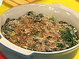 Picture of Kale Gratin with Pancetta Recipe