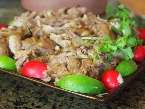 Authentic Carnitas Recipe!