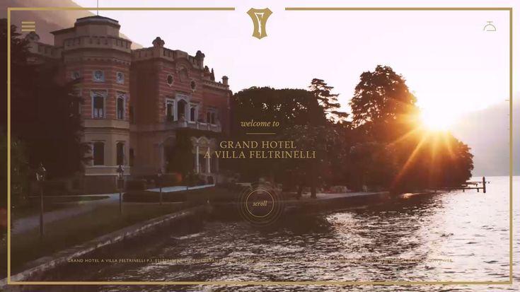 Grand Hotel a Villa Feltrinelli http://flattrendz.com/flat-design-gallery/grand-hotel-villa-feltrinelli/