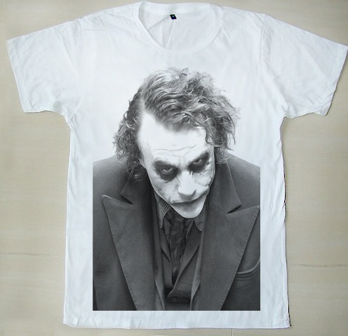 The Joker Heath Andrew Ledger Heath Ledger Batman by PunkNRockPlus, $14.99
