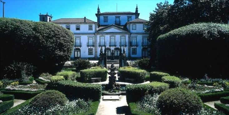 When you visit Braga, take some time to visit the beautiful Biscaínhos Palace.