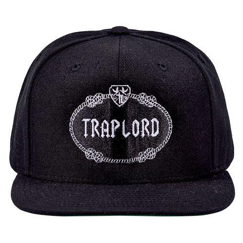 Black Trap Lord Snapback | ASAP Ferg | Traplord