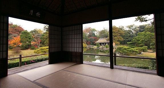 Katsura Imperial Villa (桂離宮, Katsura Rikyū) is one of the finest examples of purely Japanese architecture and garden design.
