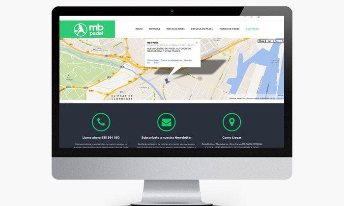 http://www.basicum.es/portfolio-item/diseno-web-deportiva-mb-padel/ Diseño web de página de contacto para MB Padel creado por Basicum.es