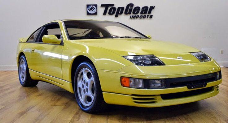Nissan 300ZX Turbo 1990 » Los Mejores Autos