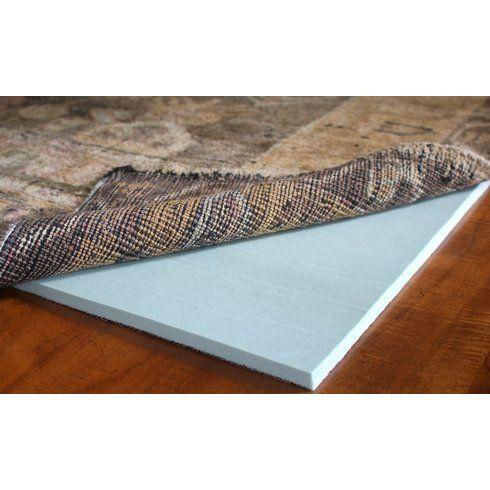 Cloud Comfort Memory Foam Cushioning Rug Pad 0 44
