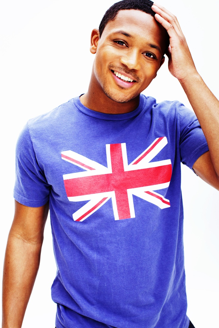 Romeo Miller. I am quite sure this is every gal's dream guy but when I say I want him I don't lustfully look at him. I look at him like he would fit in nicely with my family