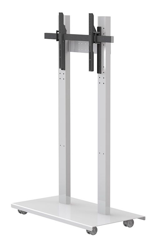 SYZ80-S Mobile Interactive Stand For Single Large Monitors
