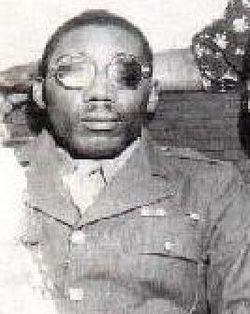 Isaac Woodard, born in Fairfield County, South Carolina, grew up in Goldsboro, North Carolina. He enlisted in the United States Army on October 14, 1942 at Fort Jackson in Columbia, SC and served in the Pacific Theater in a labor battallion as a longshoreman. He earned a battle star, a Good Conduct Medal, a Service medal and the World War II Victory Medal. He received an honorable discharge. His eyes were beaten blind while in his Sgt. uniform before he could even step of the bus taking him…
