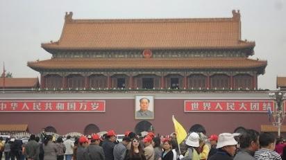 천안문@2012 China