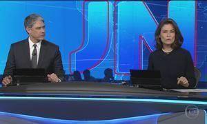 Jornal Nacional - Edição de terça-feira, 11/07/2017