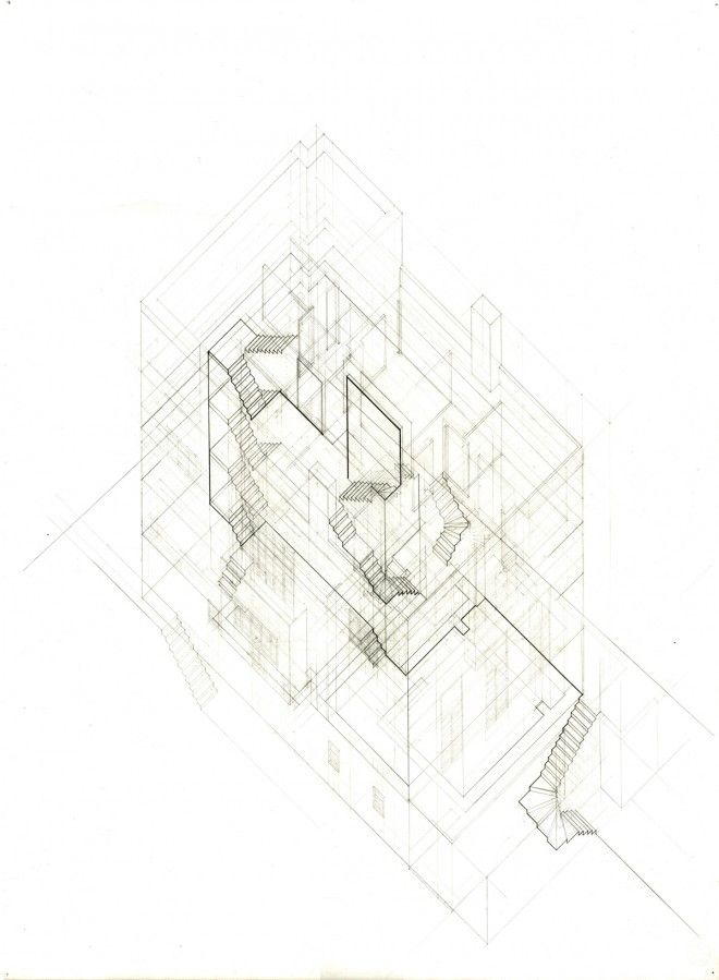 Architectural Drawing Holders best 25+ oblique drawing ideas on pinterest | architecture drawing