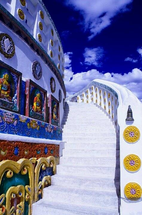 THE BEST TRAVEL PHOTOS | Ladakh, India by Euzinéa Henrique Ferreira