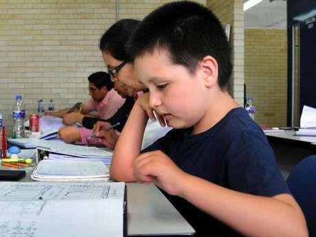 Niño de 9 años estudia en la Facultad de Química de la UNAM