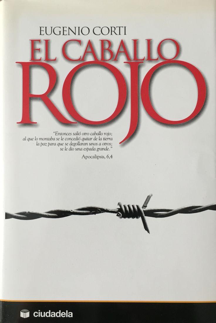 Eugenio Corti - Il cavallo rosso - edizione spagnola