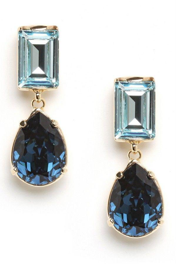 sapphire mix shape drops