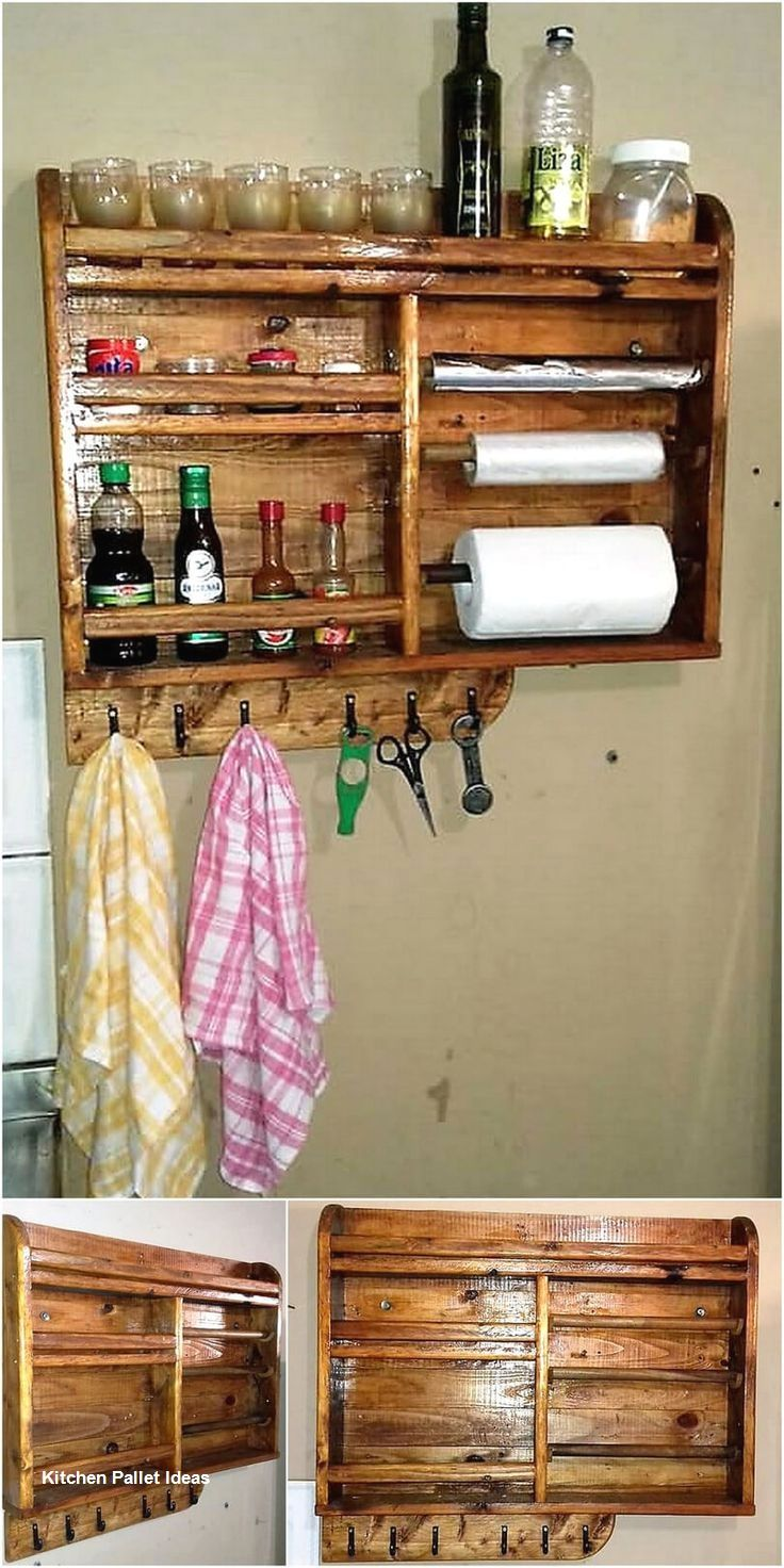 Cucina Pallet Fai Da Te kitchen diy pallet ideas | mobili fatti in casa, idee legno