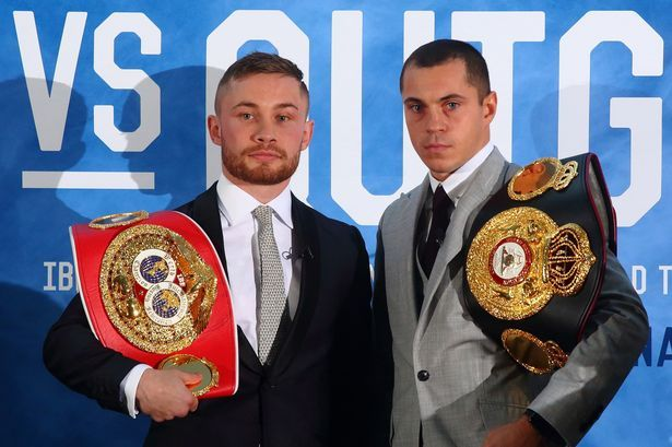 Can Frampton-Quigg be this generation's Barrera-Morales?