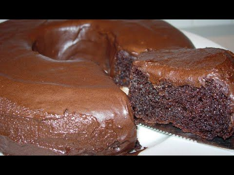 Bolo de Chocolate — Receitas TudoGostoso - YouTube